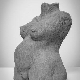 Statue de femme enceinte - Cours sur la grossesse