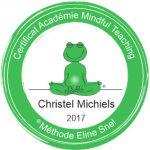 Cours de pleine conscience avec Christel Michiels